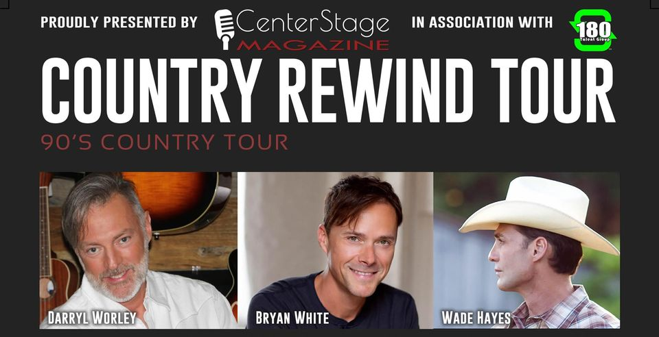 Country Rewind Tour – MARCH 6 2021