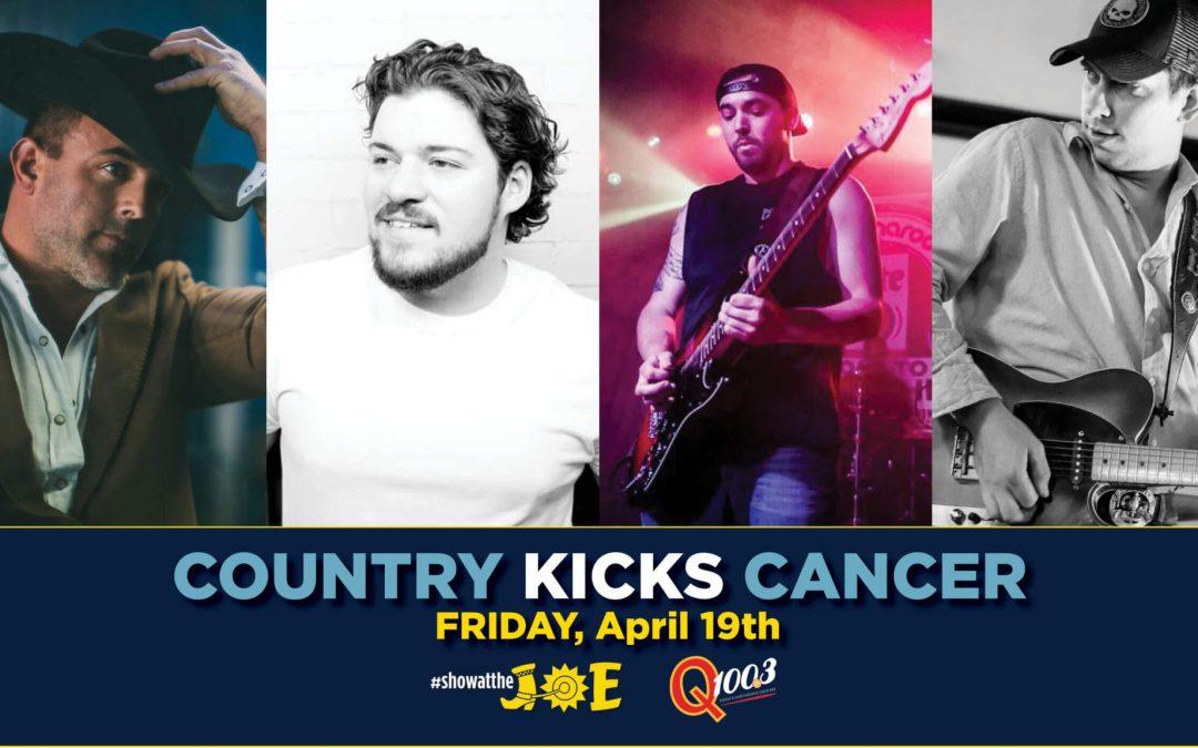 Country Kicks Cancer