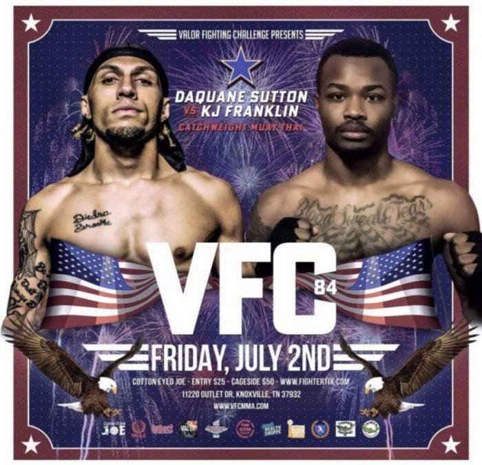 VFC – 84 Fight Night at the JOE