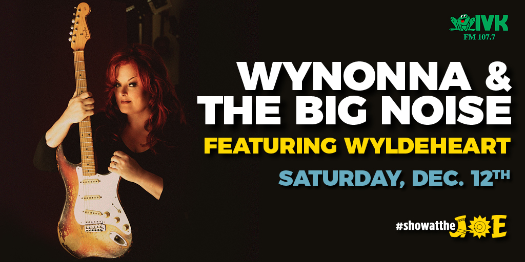 Wynonna Judd -POSTPONED till 2021