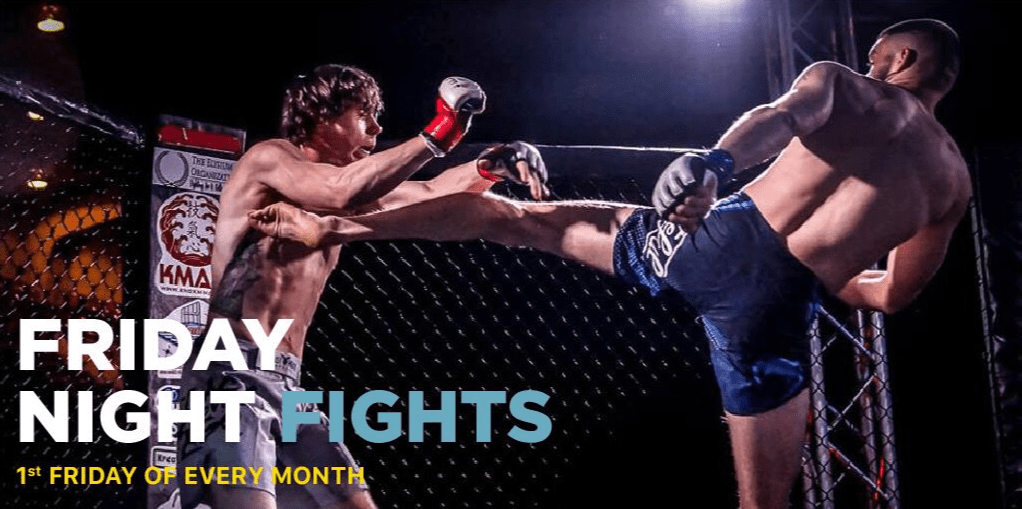 Valor Fights – December 13
