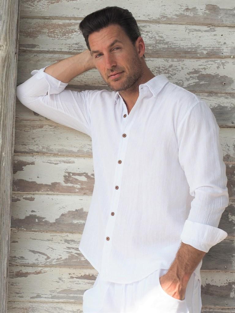 Men's Cotton Natural