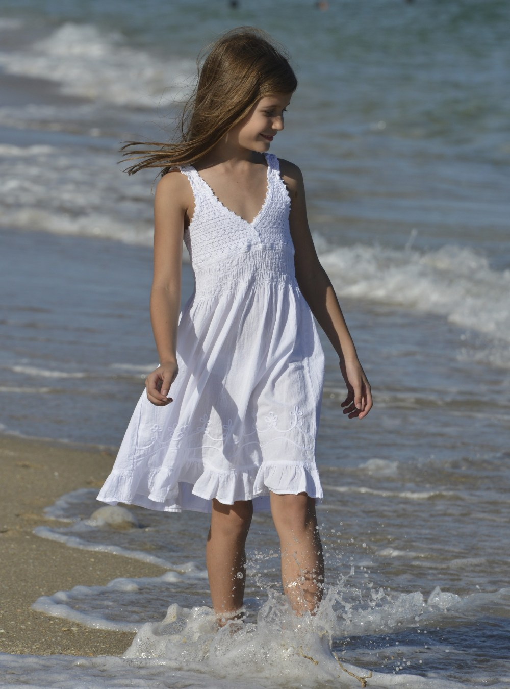 Girl's Ferrara Dress
