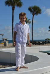 Boy's Santorini Pants