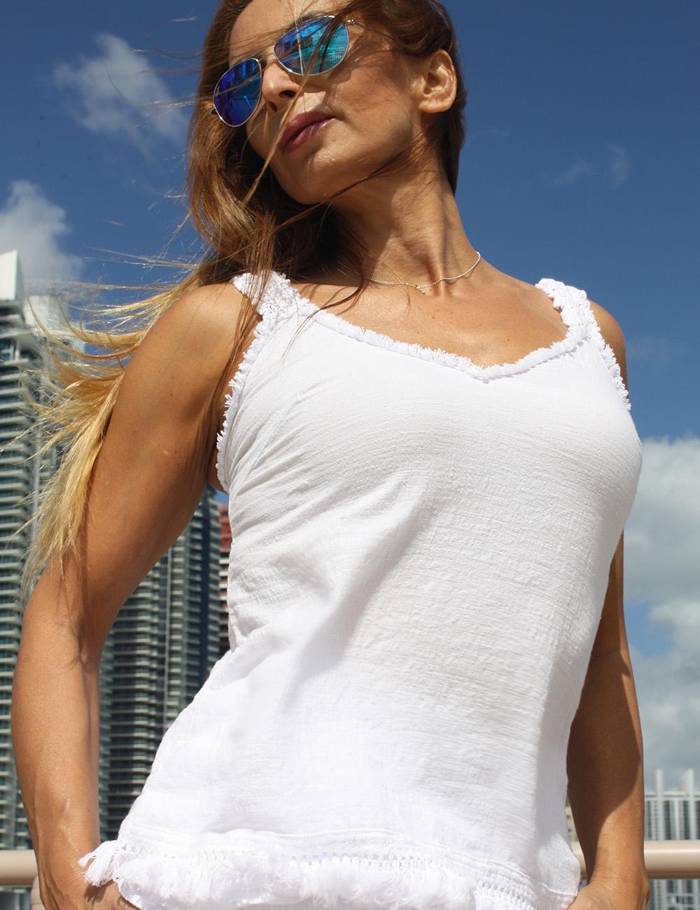 Malibu 1 - Cotton Natural