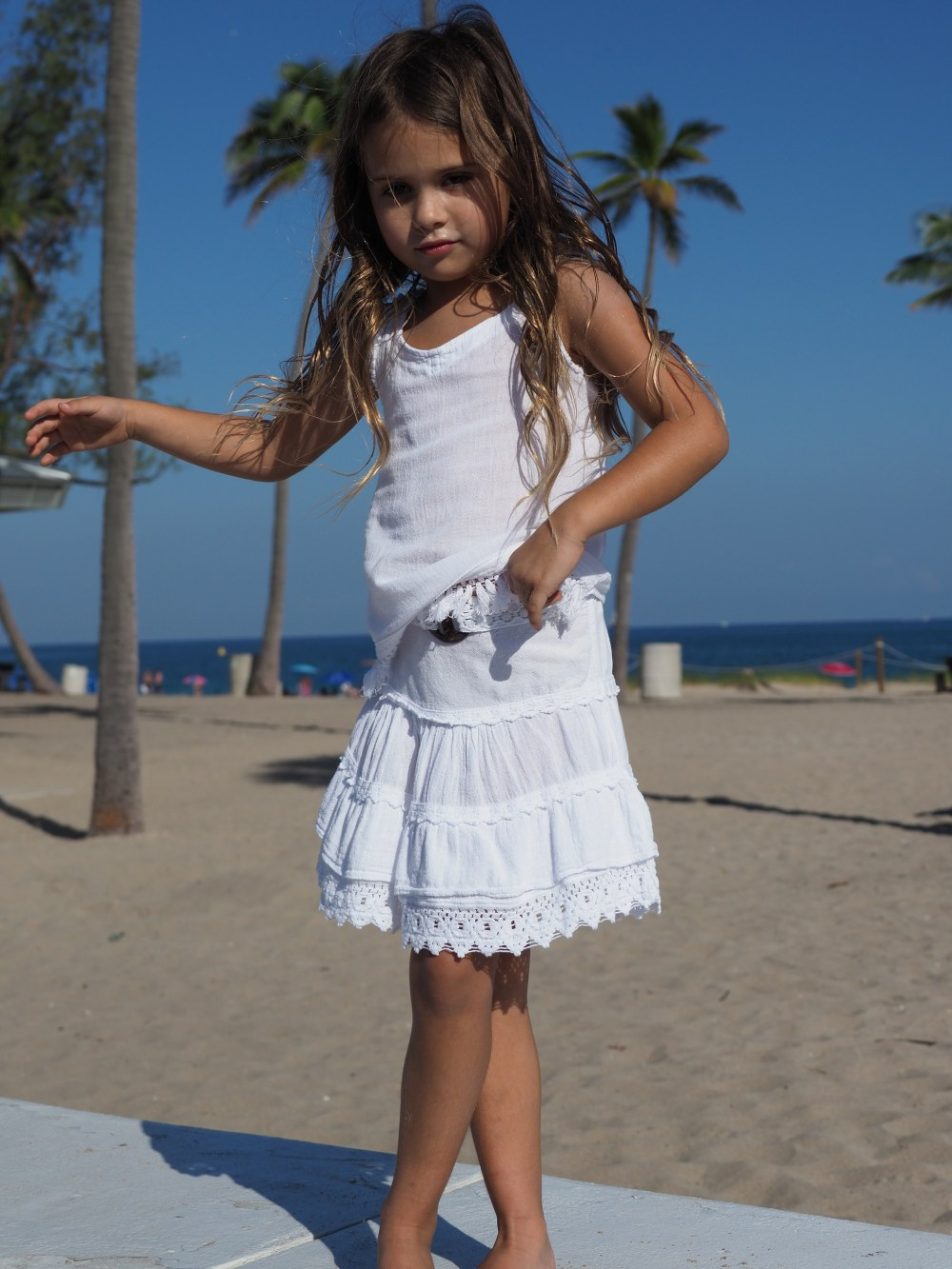 Girl's Aruba Skirt