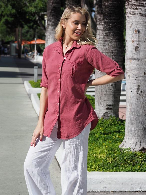 Kate Crimson Shirt