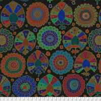 Kaffe Fassett Fabric Turkish Delight Gold (per 1/4 metre)