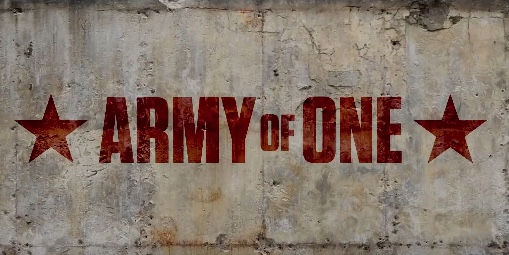Army of One Official (2016) Trailer #1