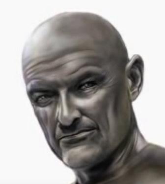 John Locke – Speed Painting by Nico Di Mattia