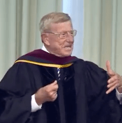 Best Commencement Address Ever By Lou Holtz