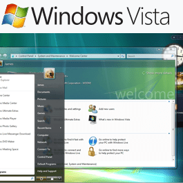 Disk Management in Windows Vista