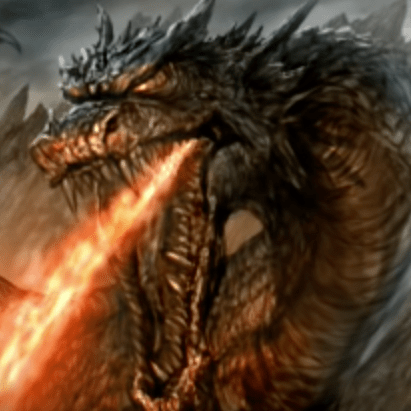 Dragon Speed Painting by Chris Scalf