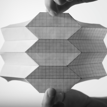 Meet The Bullet-proof Origami