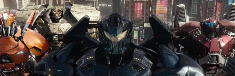 Pacific Rim: Uprising Trailer #1 (2018)