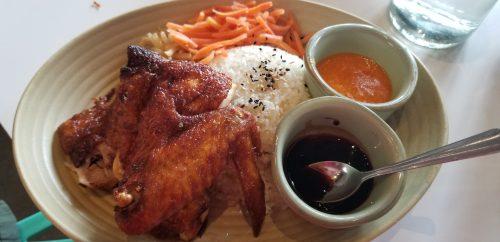 Crispy Hainan Chicken