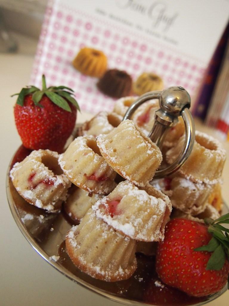 Erdbeere Amaretto Gugl