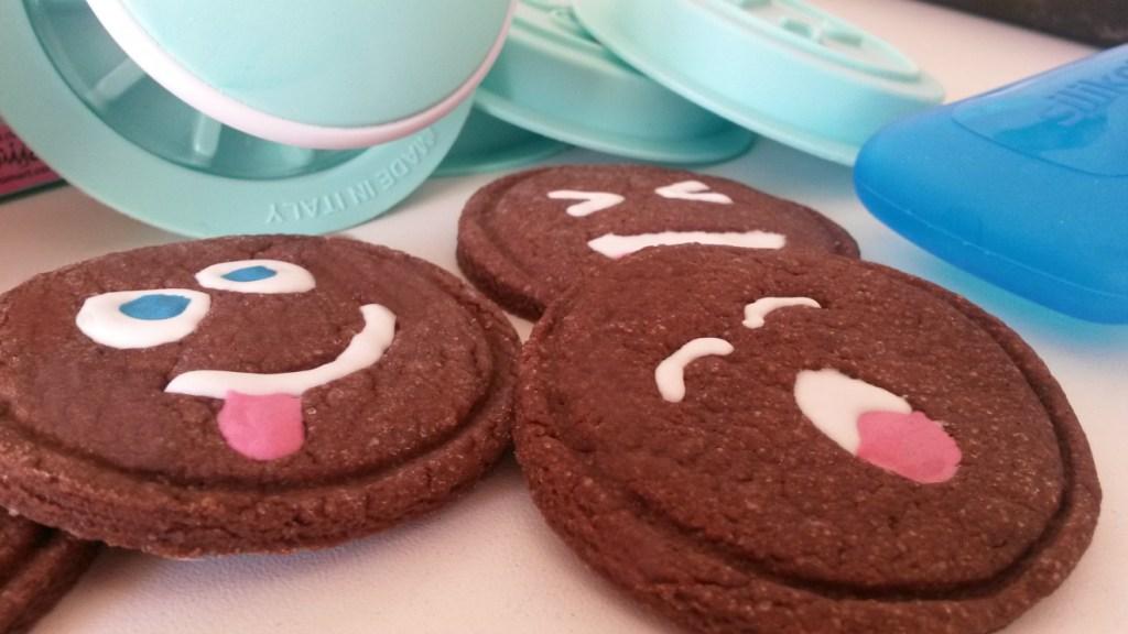 Emoji_Schoko_cookies