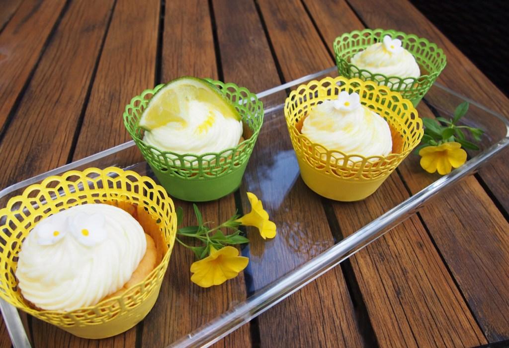Kokos_ananas_Cupcakes