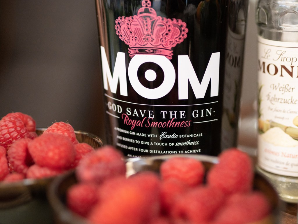 fruchtige Gin Cocktails MoM Gin