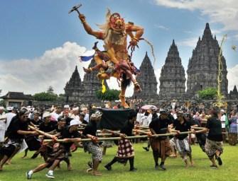 Nyepi à Bali: le nouvel an balinais