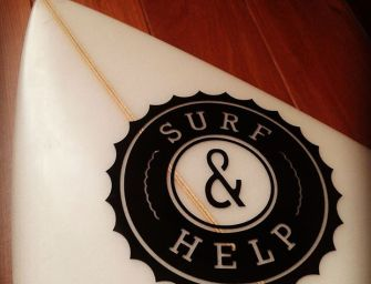 Surf and Help, du surf mais pas que ça