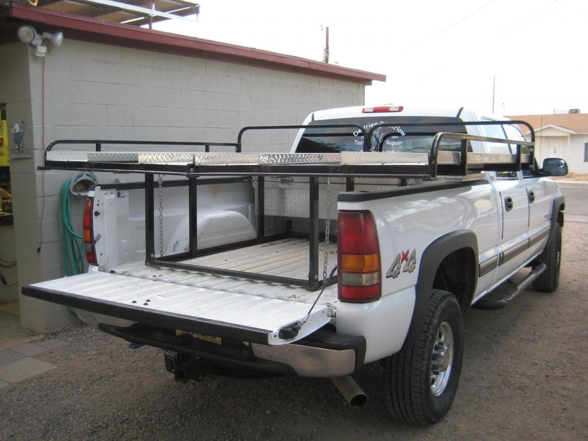 monster hauler quad ranger rack