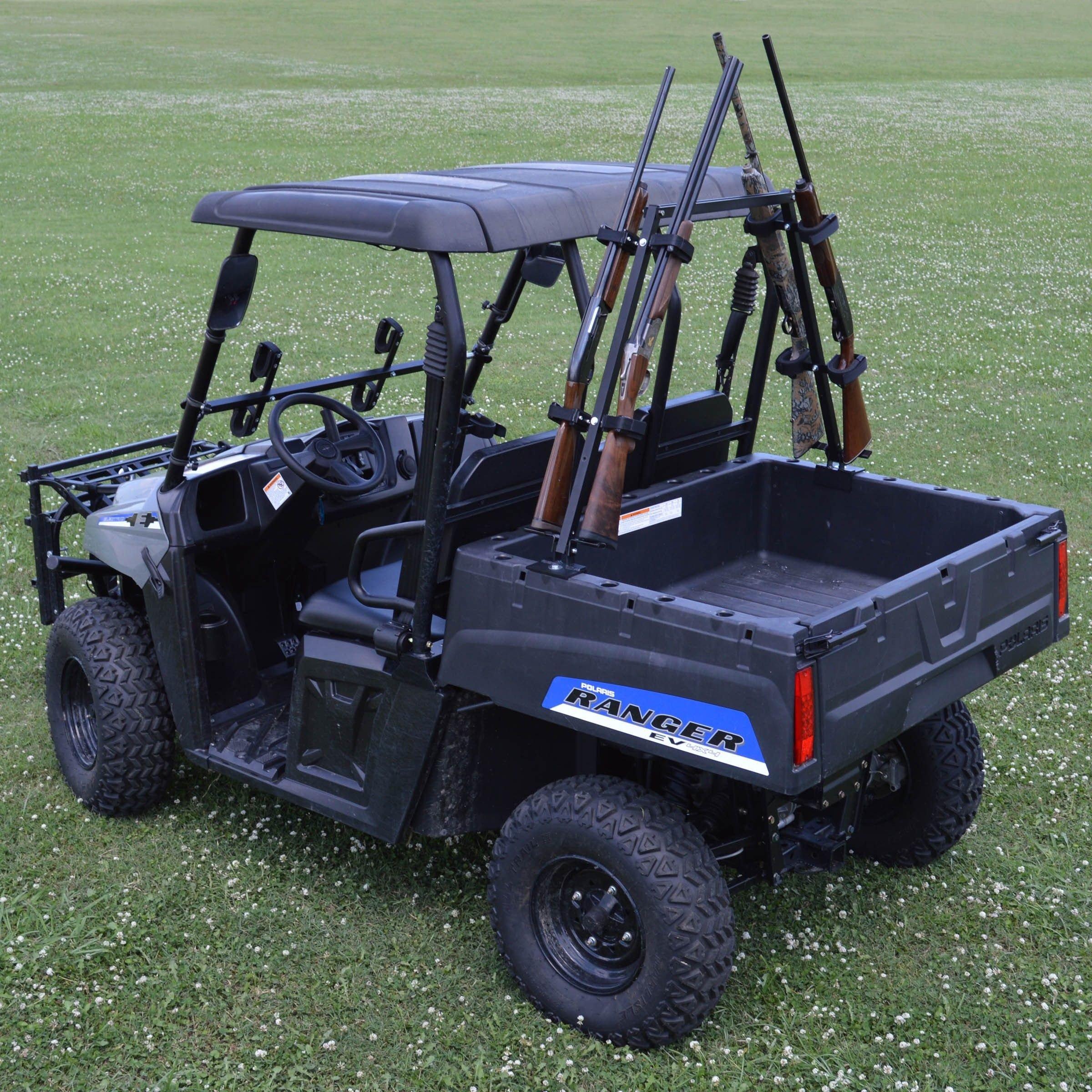 free polaris ranger gun rack sold