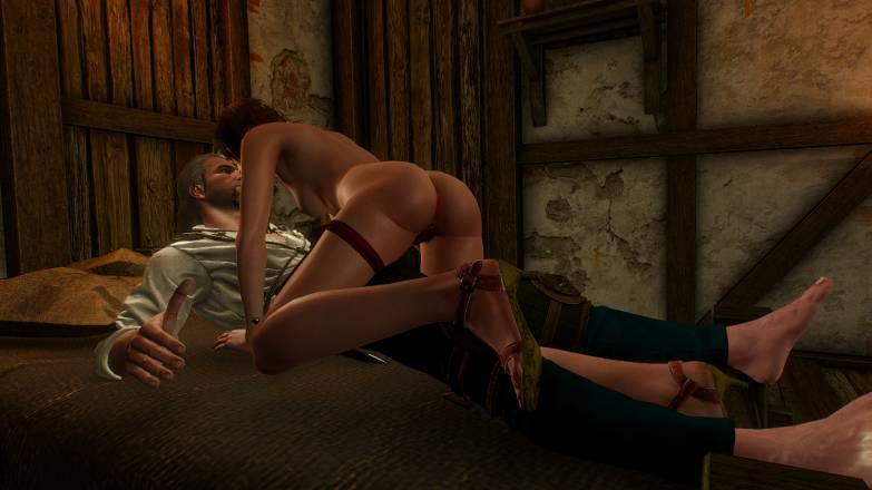 Romances dans Witcher 3 avec les prostituées 1
