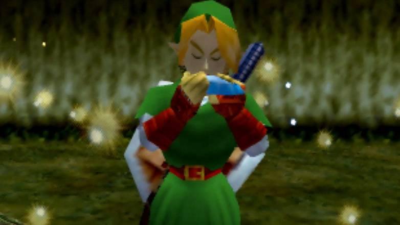 The Legend of Zelda: Ocarina of Time; 6e place