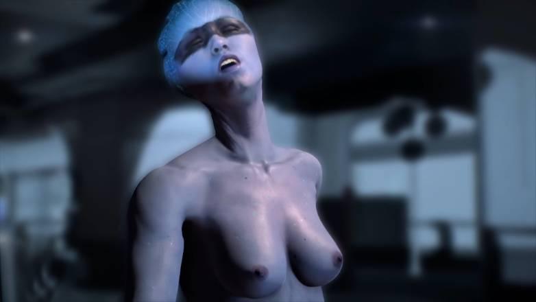 Mass Effect Andromeda : la romance sexuelle avec Peebee