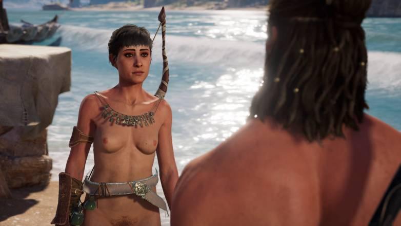 Naked Odessa