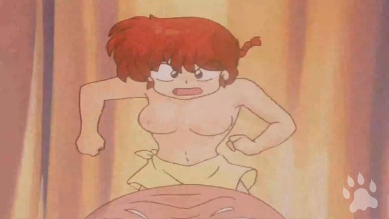 Nudité dans Ranma ½ hentai non censuré 39