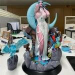 Tyrande Murmevent nue - World of Warcraft hentai 10