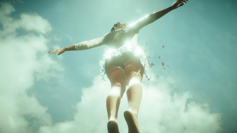 Upskirt Faith Seed nude Far Cry 5 02
