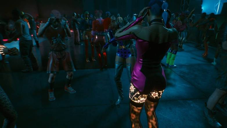 Screenshots hot de Cyberpunk 2077 - Night City Wire Ep4 05