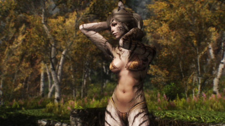 Skyrim sexy 01