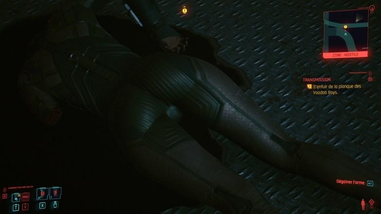 Images sexy de Cyberpunk 10