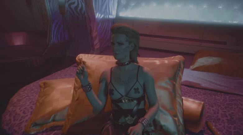 Meredith Cyberpunk 2077 01