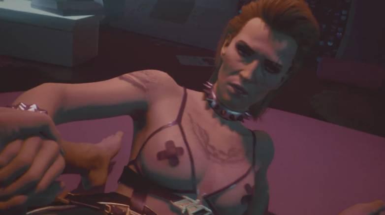 Meredith Cyberpunk 2077 02