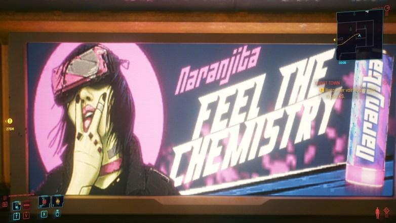 Pub hardcore Cyberpunk 2077 02