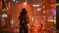 Shemale dans Cyberpunk 2