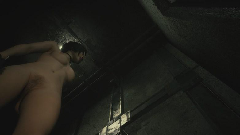 Ada Wong nue dans la campagne Bis de Leon 15