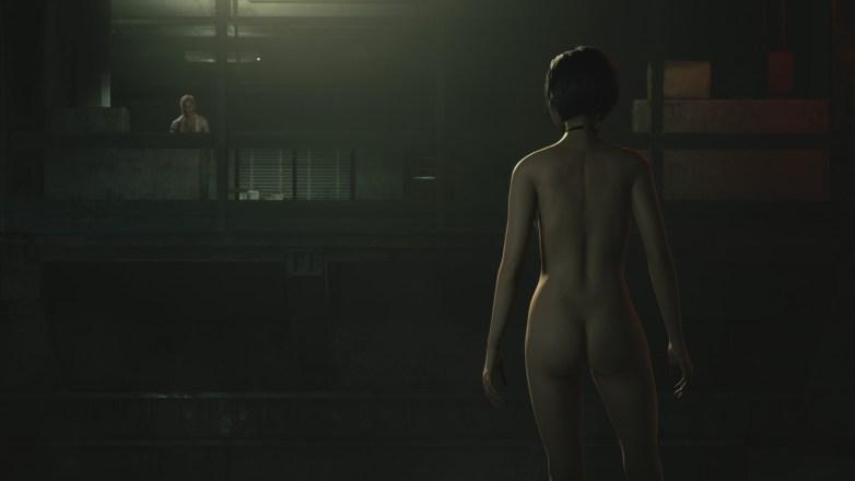 Ada Wong nue dans la campagne Bis de Leon 17