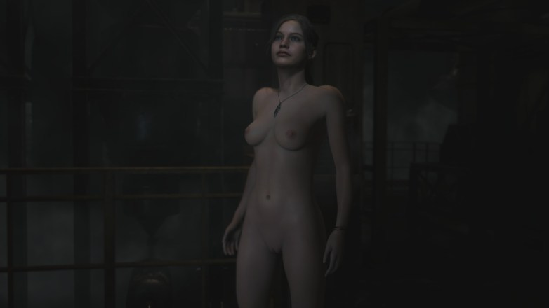 Claire Redfield - Nude Patch Resident Evil 2 Remake 21