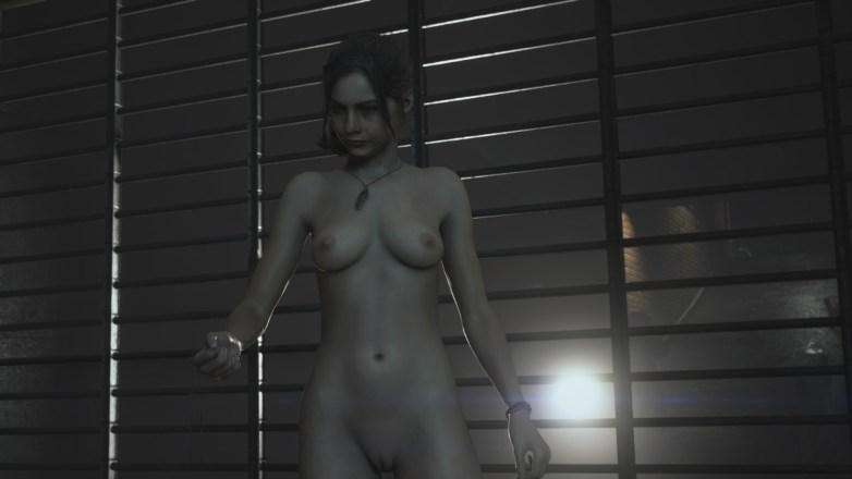 Claire Redfield - Nude Patch Resident Evil 2 Remake 26