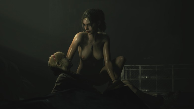 Claire Redfield - Nude Patch Resident Evil 2 Remake 35