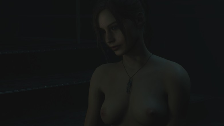 Claire Redfield - Nude Patch Resident Evil 2 Remake 44