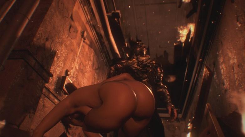 Jill Valentine nue dans Resident Evil 3 Remake 028