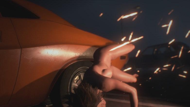 Jill Valentine nue dans Resident Evil 3 Remake 048